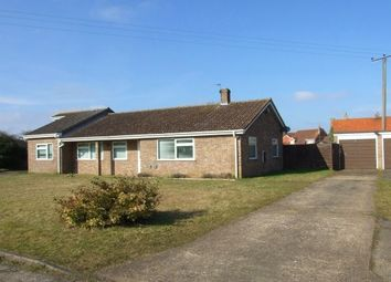 Thumbnail 5 bed bungalow to rent in Rose Green Lane, Beck Row, Bury St. Edmunds