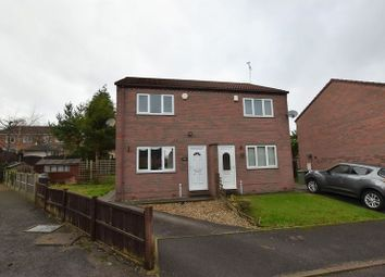 Thumbnail 2 bed property to rent in Elvaston Road, North Wingfield, Chesterfield