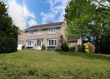 Thumbnail 4 bed detached house for sale in Guillards Oak, Midhurst
