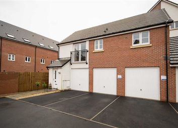 Thumbnail 2 bedroom flat for sale in Coles Close, Swansea, Swansea