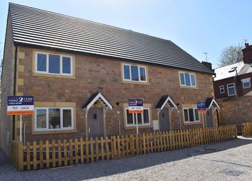 Thumbnail 2 bed town house for sale in High Street, Mansfield Woodhouse, Mansfield