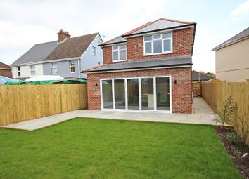 Thumbnail 3 bed detached house for sale in Compton Road, New Milton