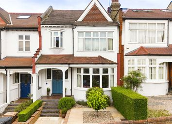 Thumbnail 5 bed terraced house for sale in Linden Road, Muswell Hill, London
