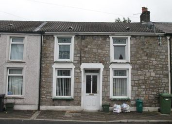 Thumbnail 2 bed terraced house for sale in Station Road, Hirwaun, Aberdare