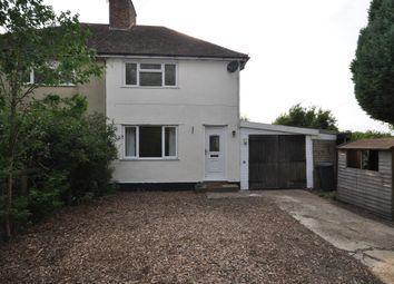 Thumbnail 3 bed semi-detached house to rent in Stone Street, Stelling Minnis, Canterbury