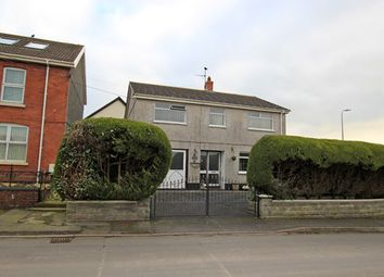 Thumbnail 3 bed detached house for sale in Station Road, Kidwelly, Carmarthenshire