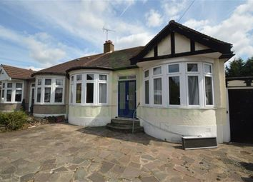 Thumbnail 2 bedroom semi-detached bungalow to rent in Whitney Avenue, Ilford, Essex