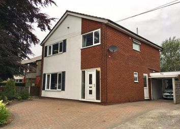 Thumbnail 4 bed detached house for sale in Sharoe Green Lane, Fulwood, Preston, Lancashire