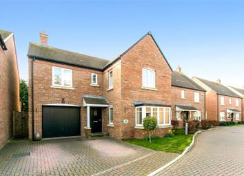 Thumbnail 4 bed detached house for sale in Merlin Close, Bodicote, Banbury, Oxfordshire