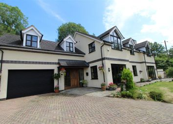 4 bed detached house for sale in Cilcain Road, Pantymwyn, Mold CH7