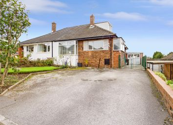 Thumbnail 2 bed semi-detached bungalow for sale in Cotswold Crescent, Whiston, Rotherham, South Yorkshire