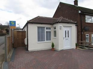 Thumbnail 1 bedroom bungalow for sale in Warwick Road, Stevenage