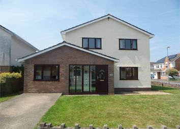 Thumbnail 4 bed detached house to rent in 24 Blenheim Drive, Magor, Caldicot, Monmouthshire
