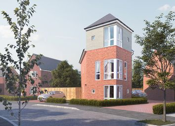 Thumbnail 4 bedroom detached house for sale in Harvills Grange, Wedgewood Avenue, West Bromwich