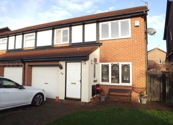 Thumbnail 3 bed semi-detached house to rent in Killingworth, Newcastle Upon Tyne
