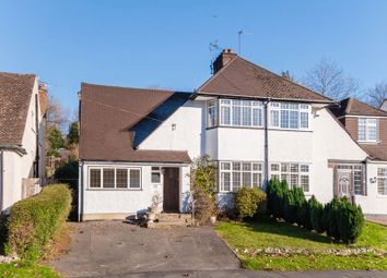 Thumbnail 3 bedroom semi-detached house to rent in Whitelands Avenue, Chorleywood, Rickmansworth