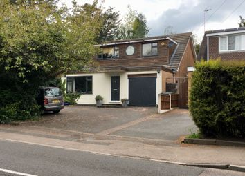 4 bed detached house for sale in Main Street, Kirby Muxloe LE9