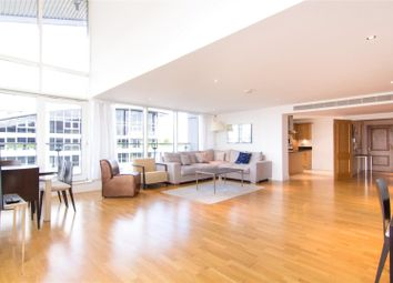 Thumbnail 3 bed flat for sale in Aspect Court, Imperial Wharf, Sands End, Fulham