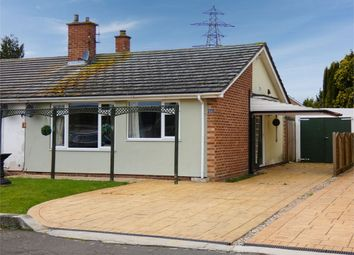 Thumbnail 2 bed semi-detached bungalow for sale in Leys Road, Wivenhoe, Colchester, Essex