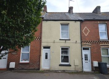 Thumbnail 2 bedroom terraced house for sale in Withycombe Village Road, Exmouth