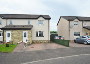 Thumbnail 3 bed semi-detached house for sale in 5 Purclewan Crescent, Dalrymple
