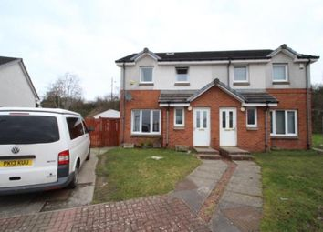 Thumbnail 3 bed semi-detached house for sale in Craighead Place, Blackhill, Glasgow