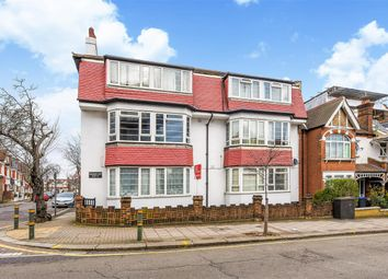 Thumbnail 2 bed flat to rent in Strathmore Court, Arthur Road, Wimbledon Park