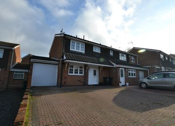 Thumbnail 3 bed semi-detached house to rent in Fenton Street, Brierley Hill