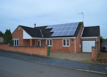 Thumbnail 3 bed bungalow to rent in Hill Road, New Costessey, Norwich