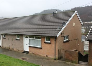 Thumbnail 3 bedroom semi-detached house for sale in Buckley Road, Llwynypia, Tonypandy, Rhondda Cynon Taff.
