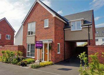 Thumbnail 3 bed detached house for sale in Redwood Close, Ravenstone
