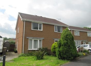 Thumbnail 2 bed semi-detached house to rent in Mallard Road, Scotton, Catterick Garrison