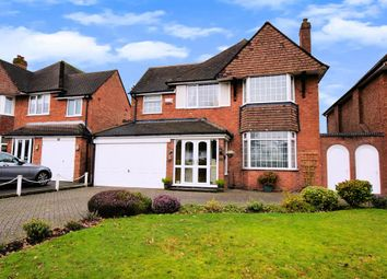Thumbnail 4 bed detached house for sale in Seven Star Road, Solihull