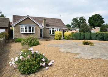 Thumbnail 3 bed detached bungalow for sale in The Delves, Swanwick, Alfreton, Derbyshire