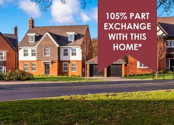 "Thumbnail 5 bedroom detached house for sale in ""Guyatt House"" at Wedgwood Drive, Barlaston, Stoke-On-Trent"