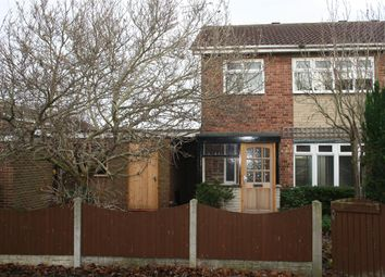 Thumbnail 3 bed semi-detached house for sale in North Walk, Retford