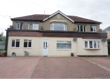Thumbnail 4 bed terraced house for sale in Roman Road, Salisbury