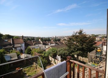 Thumbnail 3 bed flat to rent in Ladysmith Road, Brighton