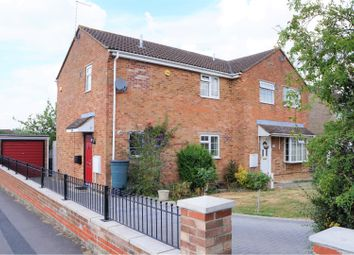 Thumbnail 3 bed semi-detached house for sale in Gainsborough Way, Swindon