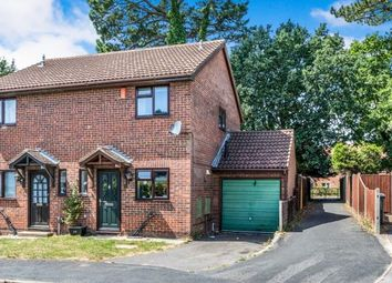 Thumbnail 3 bed semi-detached house for sale in Woolwich Close, Bursledon, Southampton