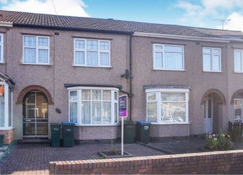 Thumbnail 3 bed terraced house for sale in Whoberley Avenue, Coventry