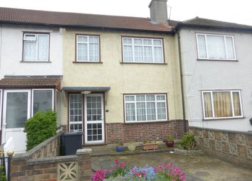 Thumbnail 3 bedroom terraced house for sale in Thornton Avenue, Croydon