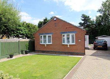 Thumbnail 2 bed bungalow for sale in Woodland Grove, Barlborough, Chesterfield