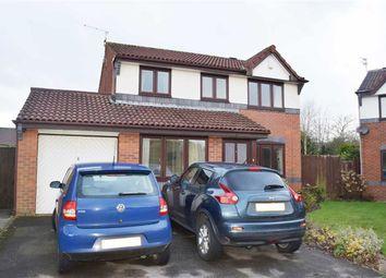 Thumbnail 4 bedroom detached house for sale in Tarnacre View, Garstang, Preston
