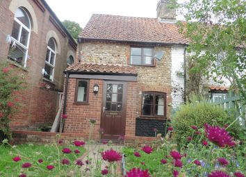 Thumbnail 1 bed terraced house to rent in Swan Street, Fakenham