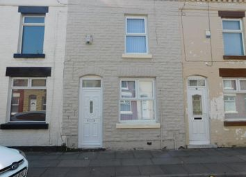 Thumbnail 3 bedroom terraced house to rent in Dane Street, Liverpool