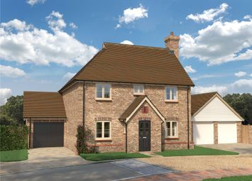 Thumbnail 4 bed detached house for sale in Cherry Tree Lane, Cranleigh Road, Ewhurst, Surrey