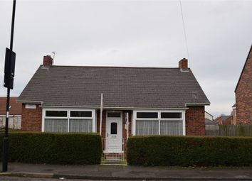Thumbnail 2 bed detached bungalow for sale in West Avenue, Westerhope, Newcastle Upon Tyne, Tyne And Wear