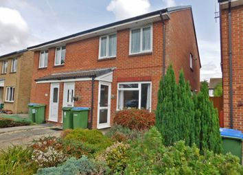 Thumbnail 1 bed flat to rent in Finisterre Close, Hill Head, Fareham
