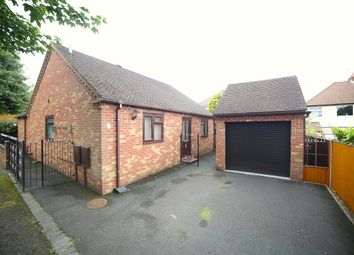 Thumbnail 2 bed bungalow for sale in Old Park Road, Ketley Bank, Telford
